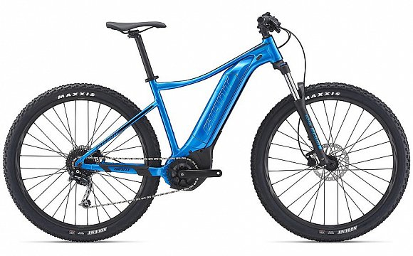 Fathom E+ 3 29er-M20-metallic blue/black