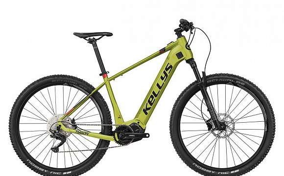 Kellys Tygon R50 lime (29) 720Wh